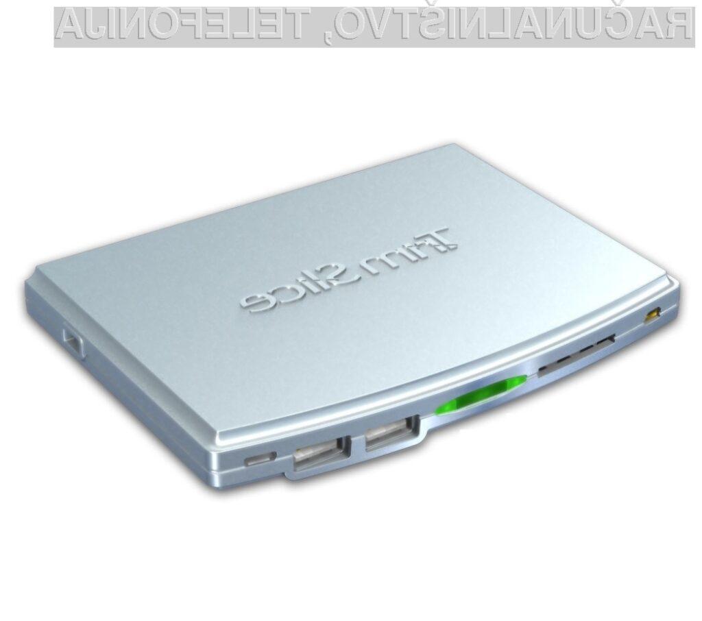 Nettop Compulab Trim Slice: Osebni računalnik v malem.