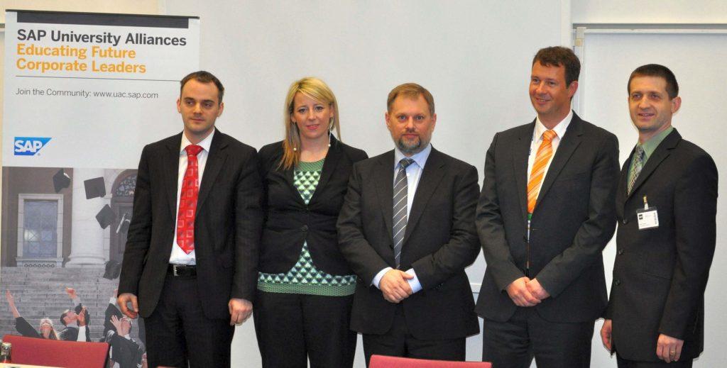 Program SAP University Alliances tudi v regiji Adriatic