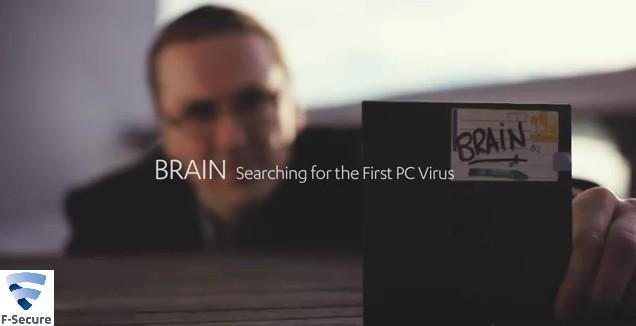 F Secure brain disketa