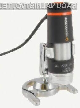 Prenosni digitalni mikroskop Celestron