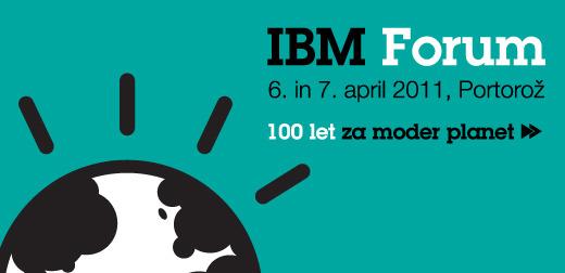 IBM Forum letos že 15. zapovrstjo!