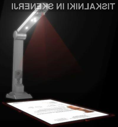 Gama System Simple Scan predstavlja korak naprej pri skeniranju.
