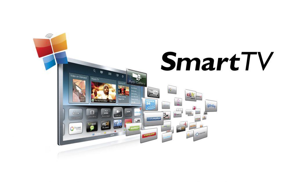 Pametna televizija (SmartTV)
