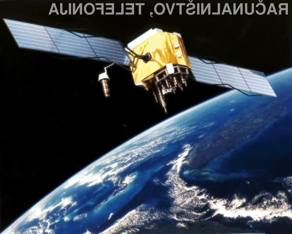 Satelitski internet je včasih edina možnost za širokopasovno povezavo v svetovni splet.