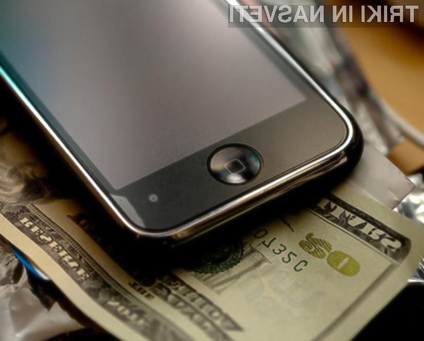 Preden se odločite za prodajo pametnega mobilnega telefona, izbrišite vse podatke!