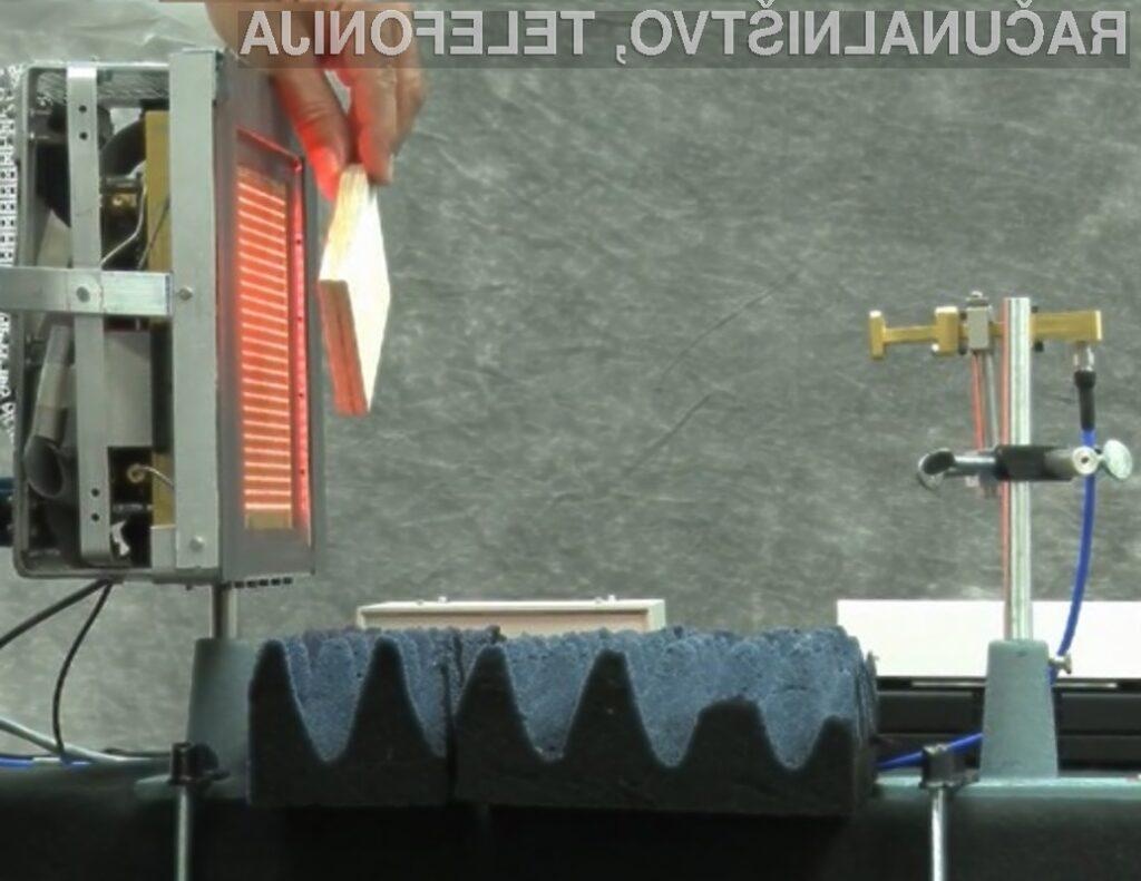 Kamera za gledanje skozi material in strukture naj bi kmalu postala del naše vsakdanjosti.