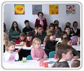Otroci zaposlenih so se seznanili z delom staršev na SAOP