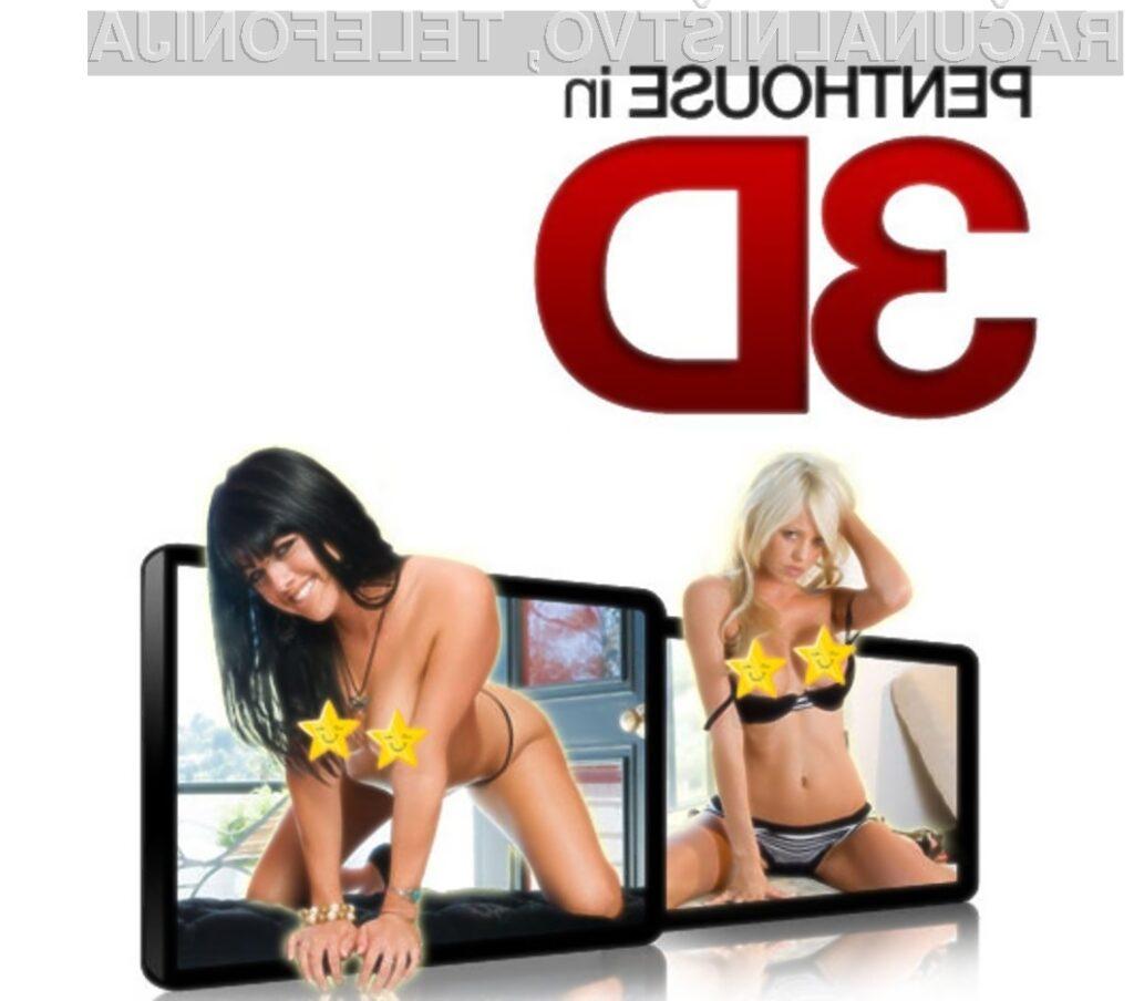 Tridimenzionalna tehnika je pisana na kožo pornografiji!