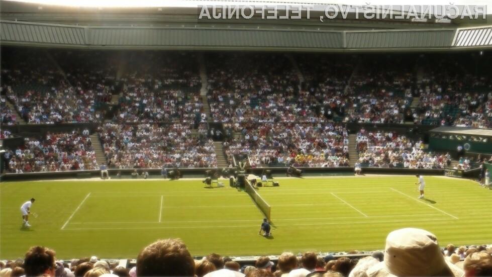 Eden od najbolj znanih teniških turnirjev na svetu,  se bo v letošnjem letu prenašal v 3D tehnologiji.