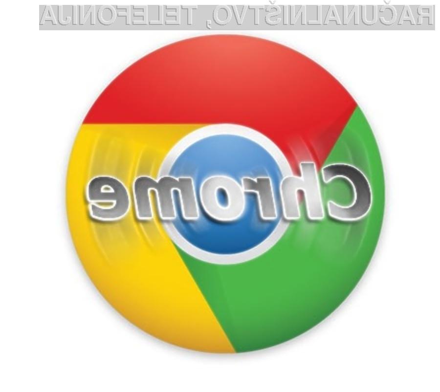 Spletni brskalnik Google Chrome 12 bo prinesel veliko zanimivih in uporabnih novosti!