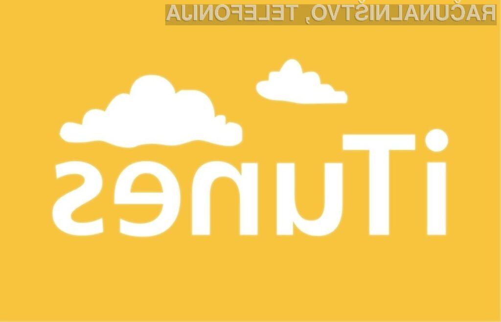 Storitev iTunes v oblaku?