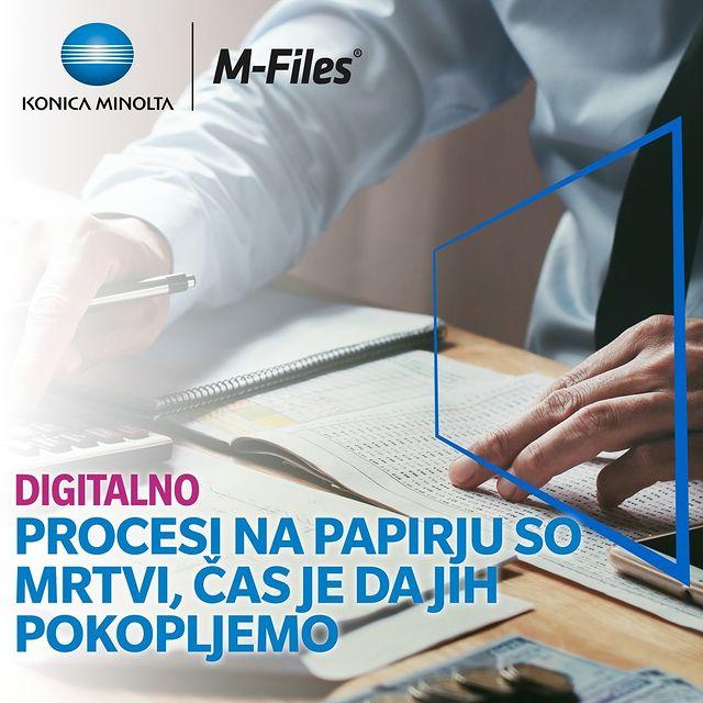 Konica Minolta Slovenija_digitalizacija