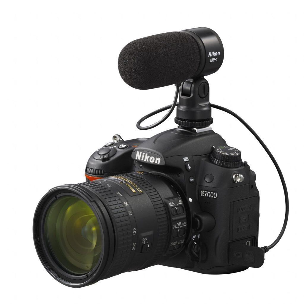 Nikon mikrofon ME-1
