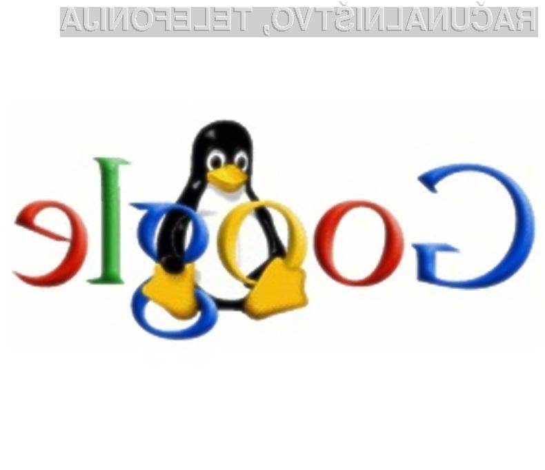 Podjetje Google je zavestno kršilo številne registrirane Linux patente!
