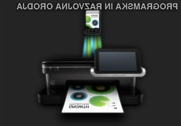 Enostavno in varno tiskanje iz Google aplikacij brez PC povezave in gonilnikov.
