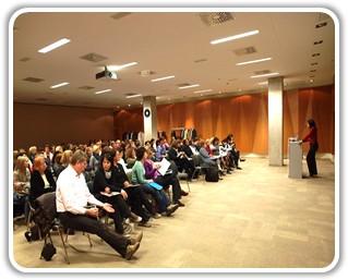 Novosti zakonodaje je SAOP predstavil na seminarju v Ljubljani