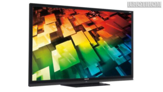 Večji kot je televizor, večje užitke imamo ob gledanju video vsebin.