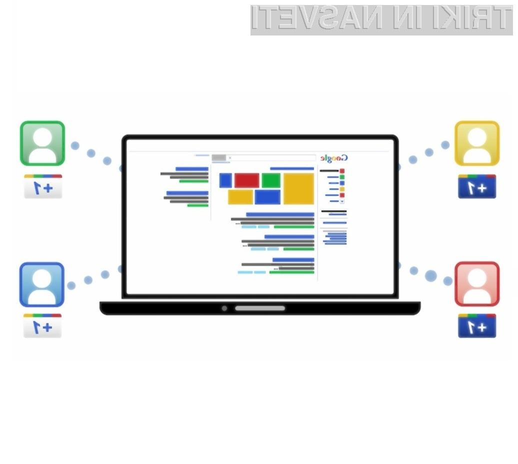 Google prodira na socialno sceno z novo funkcijo +1, ki je podobna gumbu »Like« na Facebooku.