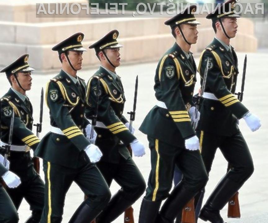 Kitajska je pripravljena na kibernetske vojne!