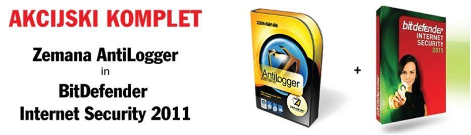 Zemana AntiLogger in BitDefender Internet Security 2011