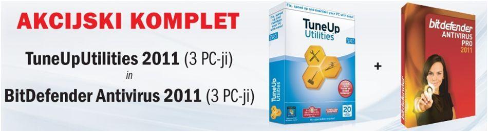 TuneUp Utilities 2011 in BitDefender Antivirus 2011