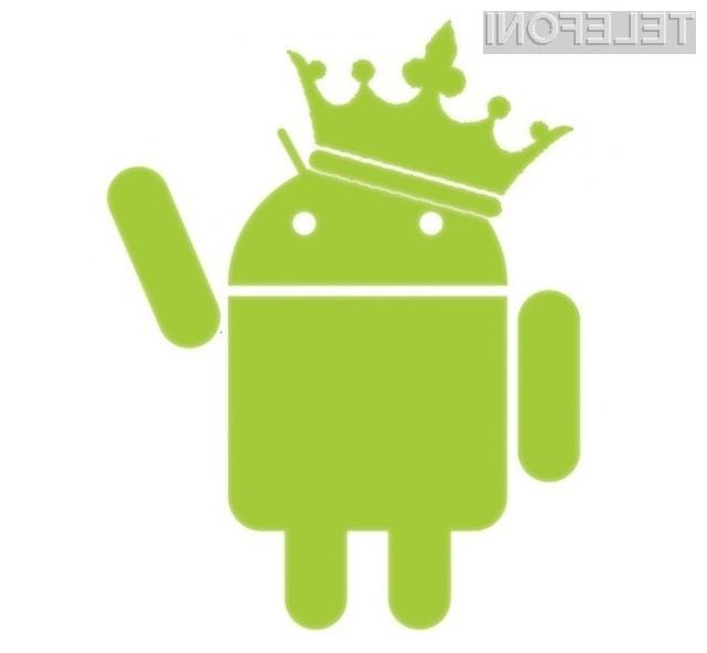 Android se v ZDA trži kot za stavo!