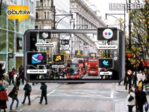 Wikitude 3D vsebuje informacije o več kot 100 milijonov lokacij po celem svetu, ki jih zagotavlja več kot 1000 različnih strani.