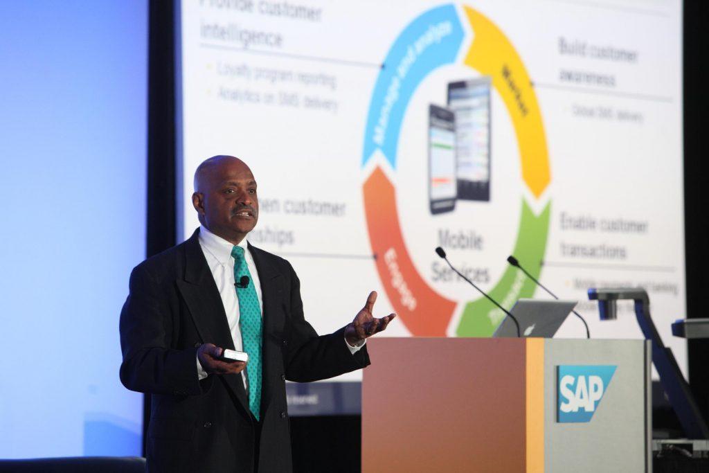 SAP in Sybase dvigujeta produktivnost mobilnih zaposlenih