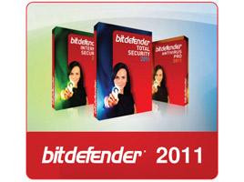 Štiri od sedmih top izdelkov poganja BitDefender tehnologija
