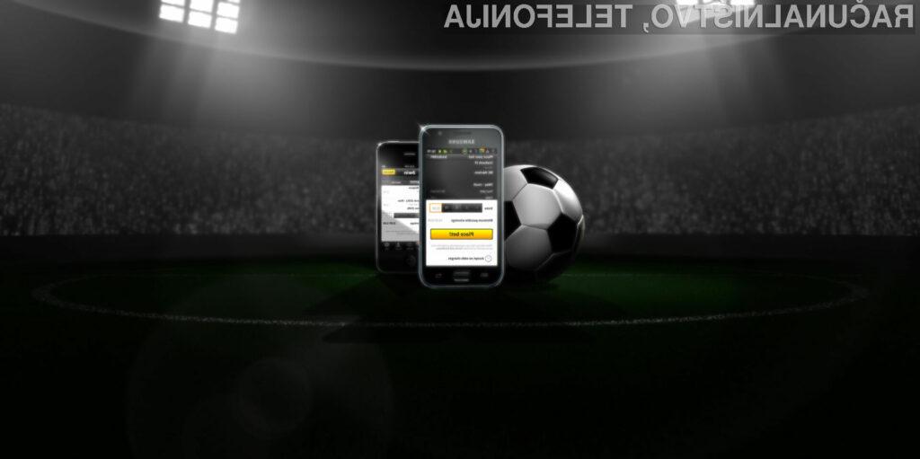 """Bwin.party je predstavilo """"bwin live"""", aplikacijo za stave v živo za pametne telefone."""