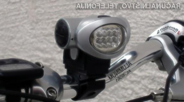 Kolesarska LED luč za kolo HYPE