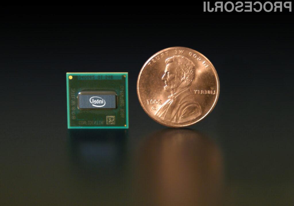 Novo generacijo Intelovih procesorjev za netbooke in cenejše prenosnike, lahko pričakujemo že ob koncu tega leta.