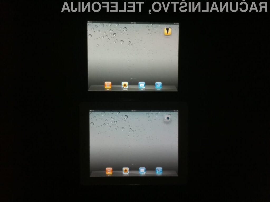 iPadovi problemi z zaslonom