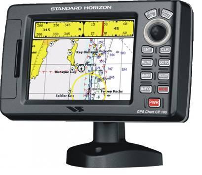 GPS Chart Plotter CP-180