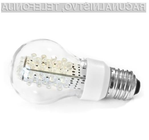 Cenejših žarnic LED bomo najbolj veseli potrošniki!