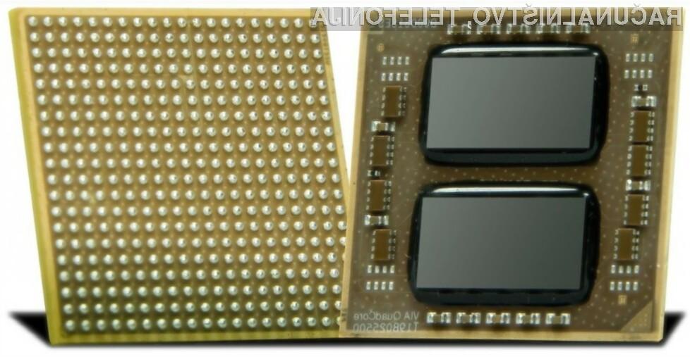 Demonstracijo sposobnosti novega štirijedrnega procesorja naj bi videli na sejmu Computex.