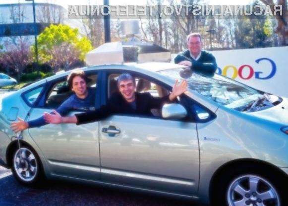Bi se zapeljali v samodejnovozečem avtomobilu?