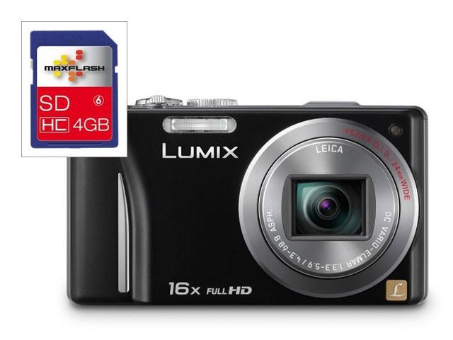 Digitalni fotoaparat Panasonic Lumix DMC-TZ20