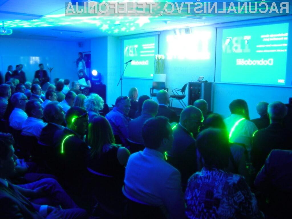 Uradna otvoritev IBM-ovega inovacijskega centra v Ljubljani