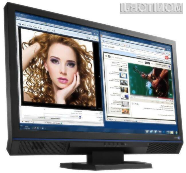 EIZO Foris FS2332 je zelo vsestranski monitor.