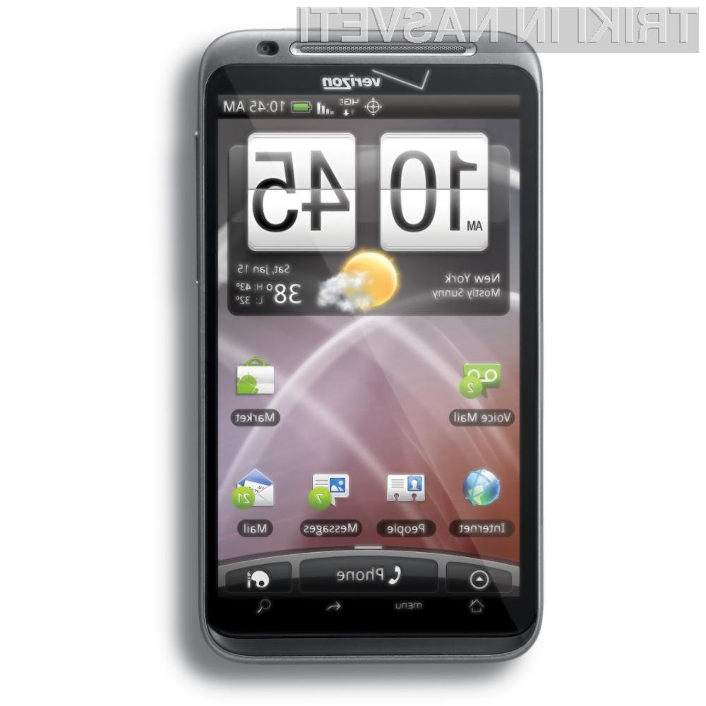 HTC Thunderbolt je lahko srečen, če preživi ves dan z 1 polnjenjem. No, z nasveti v članku mu bo vendarle ob koncu dneva ostalo dovolj energije za kakšen klic.