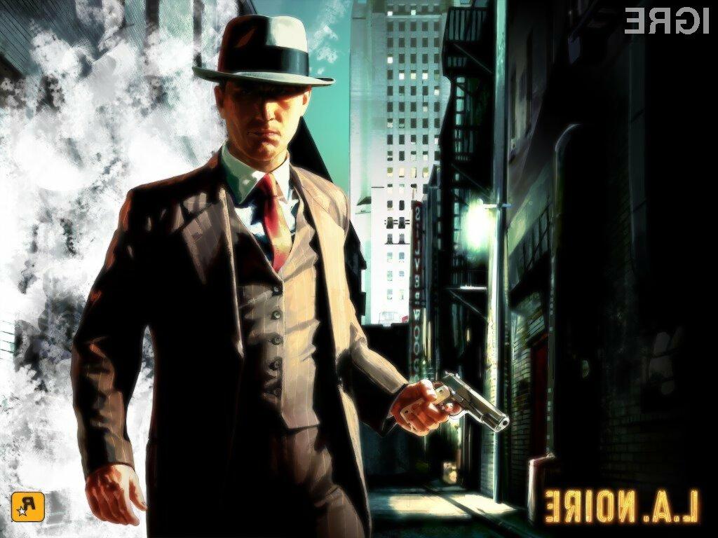 L.A. Noire lahko preizkusite na konzolah Playstation 3 in Xbox 360!