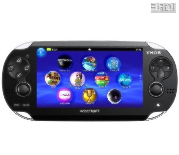 Prenosna igralna konzola Sony PlayStation Vita navdušuje v  vseh pogledih.
