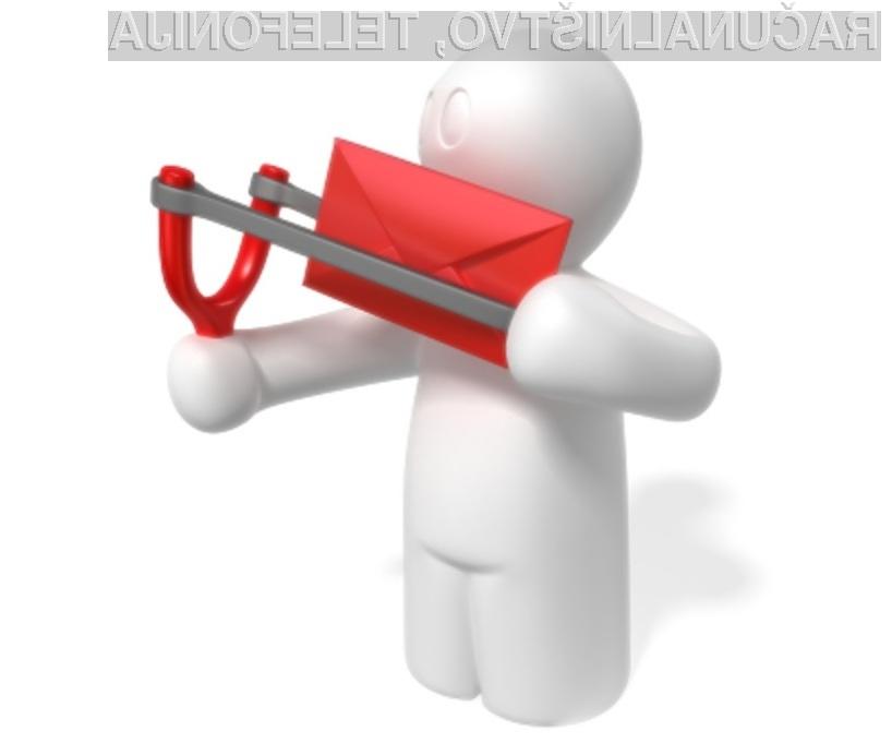 Le kaj bi danes brez elektronske pošte?