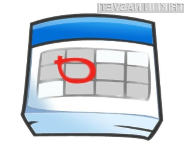 S preprostim trikom lahko »obudimo« sistem za pošiljanje e-pošte in kratkih sporočil SMS.
