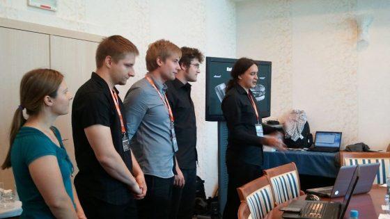 Slovenijo bo zastopala ekipa 2ndSight z rešitvijo za slepe in slabovidne