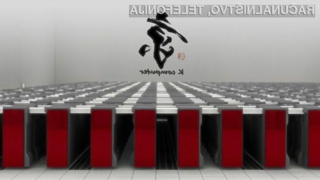 Fujitsov K Computer je sestavljen iz 80.000 procesorjev, od katerih ima vsak po 8 jeder.