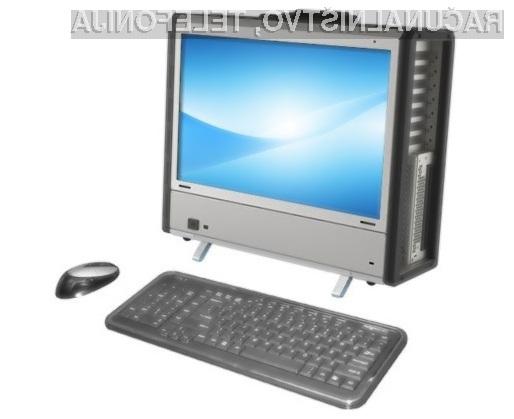 Novo različico osebnega računalnika NextComputing Radius bomo lahko prenašali naokrog kot prenosnik.