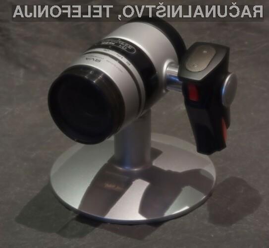 Prihodnost fotoaparatov in kamer je lepa.