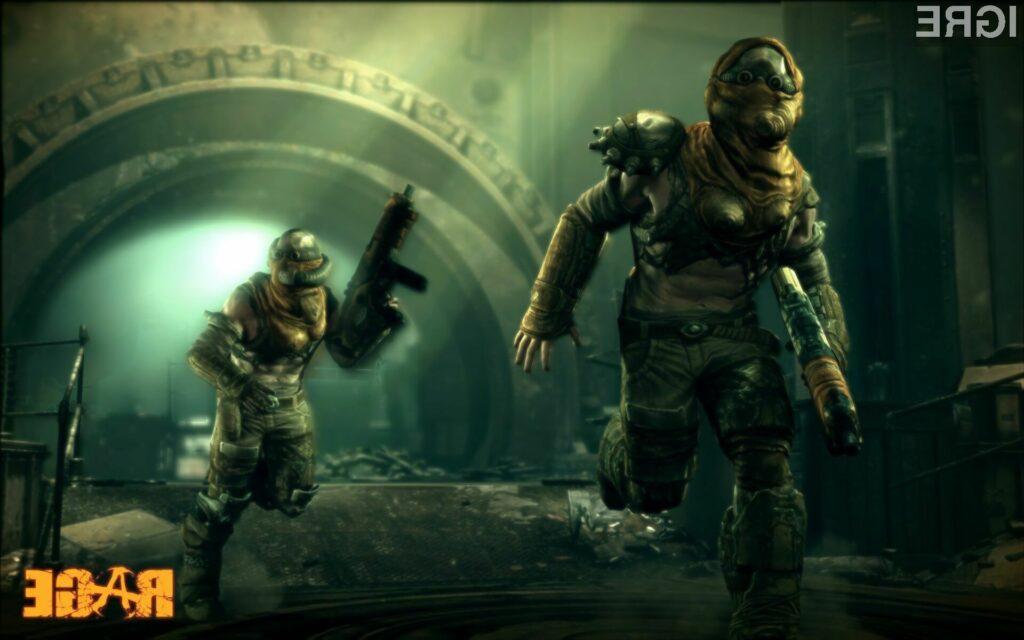 Rage je klasična prvoosebna streljačina s primesmi znanstvene fantastike in na trenutke tudi grozljivke.